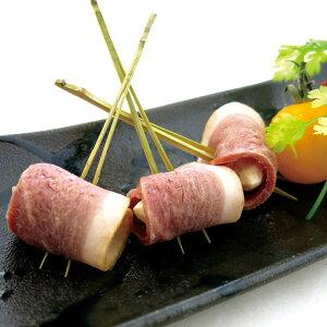 GFC)合鴨チーズ串 約6.3g×18個入<10-2月>(冷凍食品 前菜 パーティ オードブル かも チーズ)