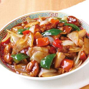 上海食品)酢豚肉野菜入 750g(冷凍食品 一品 惣菜 中華調理 中華 エスニック すぶた スブタ)