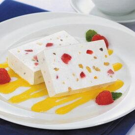 フレック)シチリア風アイスチーズケーキ 390g(冷凍食品 アイスケーキ アイスクリーム 洋菓子 カットケーキ スイーツ パーティー アイス ジェラート チーズケーキ デザート)