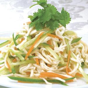 とうふ麺 (豆腐干糸) 500g 13877(大豆加工品 豆腐 トウフ)