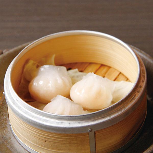 【新商品】友盛貿易)皇家 蒸しエビ餃子 500g(25個)(冷凍食品 一品 飲茶 点心 ぎょうざ ギョーザ)