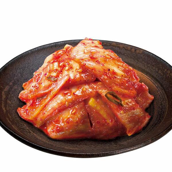 【新商品】エバラ)冷凍濃厚旨辛キムチ 500g(冷凍食品 本場韓国産 白菜キムチ 濃厚 きむち 白菜)
