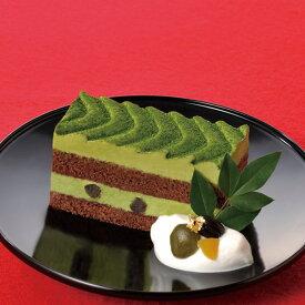 味の素冷凍)フリーカットケーキ 抹茶 375g(冷凍食品 宇治抹茶ムース 味の素 ケーキ 洋菓子 デザート)