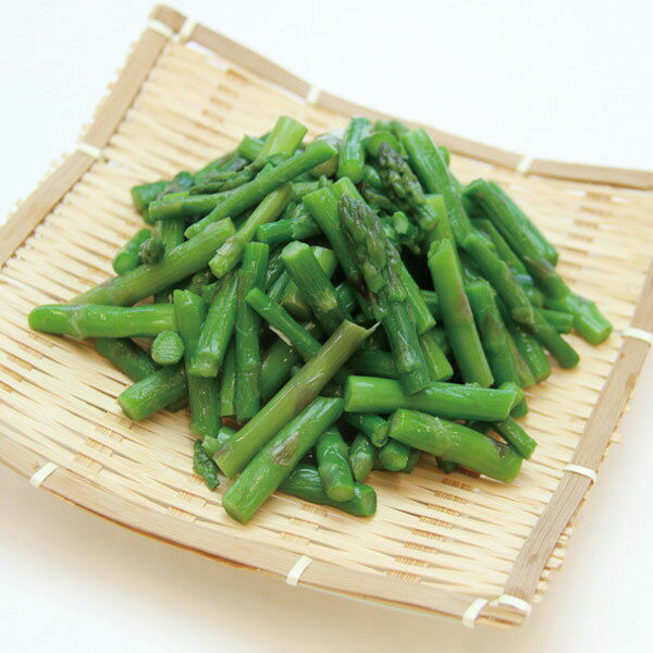 交洋)グリーンアスパラカット 500g(冷凍食品 簡単 時短 便利 冷凍野菜 冷凍野菜 あすぱら アスパラ 2018年新商品 野菜)
