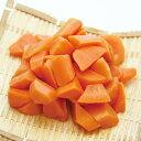 交洋)人参乱切りIQF 500g(冷凍食品 簡単 時短 にんじん ニンジン カット野菜 野菜)