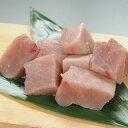 メリータイムフーズ)マグロ 尾肉 500g(約20g×25切入)(冷凍食品 一口サイズ 鮪 まぐろ 魚 2018年新商品 魚介類)