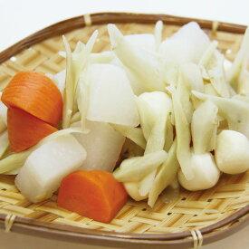 豚汁 野菜ミックス 500g 18381(大根 人参 里芋 ごぼう ミックス野菜 豚汁 野菜)