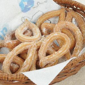 Aviko)スペイン産チュロス 1kg (約52〜55個入)(冷凍食品 おやつ 業務用食材 冷凍 ケーキ 洋菓子 チュロス デザート デザート)
