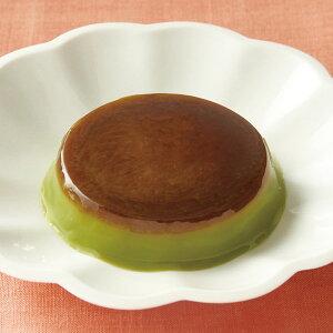 ニチレイ)抹茶プリンCa 400g(冷凍食品 ぷりん 個包装 パーティー 給食 洋風デザート 冷たいデザート 抹茶 2018年新商品 デザート)