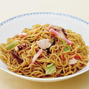 マルハニチロ)麺が自慢の焼ちゃんぽん 1kg(冷凍食品 チャンポン 簡単調理 豚骨ベース 麺類 中華料理 ちゃんぽん)