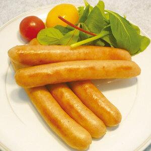 中部食産)名古屋コーチンウインナー 1kg(冷凍食品 天然羊腸 本格ウインナー 桜チップ 洋風調理 洋食 お弁当 肉料理)