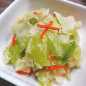 アサダ)浅漬キャベツ 500g(冷凍食品 一品 漬物 キャベツ きゃべつ 2018年新商品)