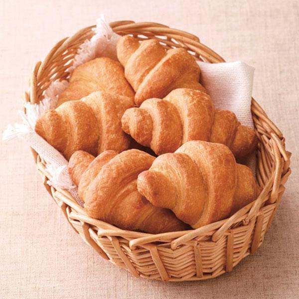 テーブルマーク)クロワッサン約190g(10個)(冷凍食品 軽食 朝食 業務用食材 食パン しょくぱん 食ぱん クロワッサン ブレッド ロール)