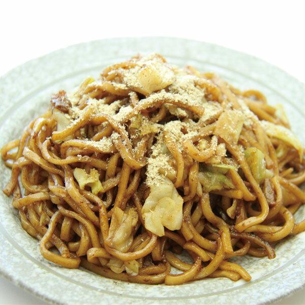 昭和ミート)富士宮やきそば (新)200g×5個(冷凍食品 具材付 電子レンジ調理可 和食 麺 ご飯)