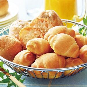 テーブルマーク)ミニ塩バターロール約22g×10個入(洋食 朝食 パン ランチ)