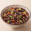 マルハニチロ)十六穀米の直火釜炊きひじきごはん600g(洋食 パプリカ ミートローフ ベーコン)