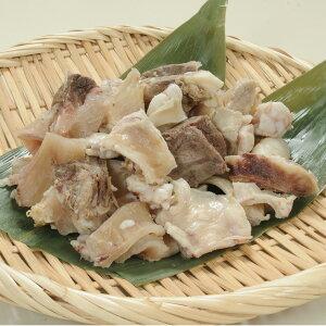 牛引きすじ (ボイル) 500g 20896(うし ウシ 牛 牛肉 下茹 時短 肉 ハム)