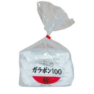 丸善食品工業)ガラポン100豚320g×5個入(中華 スープ めん だし 調味料 鍋 2020年新商品 中華 韓国 エスニック調味料)