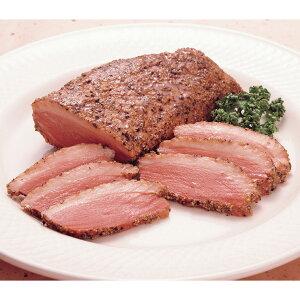 コスモフーズ)合鴨ロースパストラミ約200g×5袋入(あいがも アイガモ 合鴨 オードブル 前菜 2020年新商品 洋食一品)