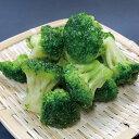 ブロッコリー IQF 500g 20825(簡単 時短 冷凍野菜 ぶろっこりー IQF バラ凍結)