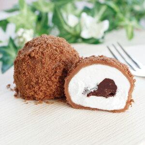 華桔梗)ショコラケーキ大福360g(12個入)(和菓子 だいふく ダイフク ダンゴ デザート スイーツ)