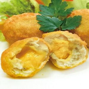国産チーズインチキンナゲット 1kg (約37個入) 21577(ナゲット なげっと オードブル スナック つまみ)