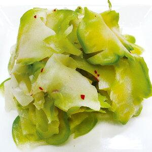 緑色搾菜 浅漬風味 500g (固形量420g) 21643(ざーさい ザーサイ つけもの 漬物)