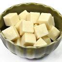 冷凍サイコロ豆腐 1kg (約300個入) 21895(冷凍 簡単 味噌汁の具 業務用 とうふ トウフ 日本料理 和食 鍋)