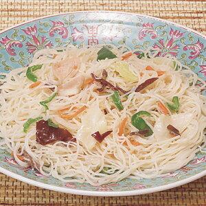 ケンミン)調理焼ビーフン 1食180g(冷凍食品 冷凍 レンジ 業務用食材 中華 麺類 ビーフン)
