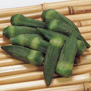 冷凍割烹オクラ 500g(約150個)(冷凍食品 面取り 簡単 時短 冷凍野菜 業務用食材 野菜 処理済み)