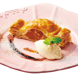フリーカットケーキ アップルパイ500g (カットなし) 608232(デザート ケーキ りんご リンゴ 林檎 スイーツ)