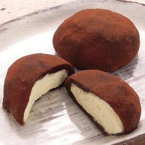 ティラミス大福 420g (12個入) 87480(チーズクリーム ココア 冷凍 だいふく 冷凍 和菓子 デザート)