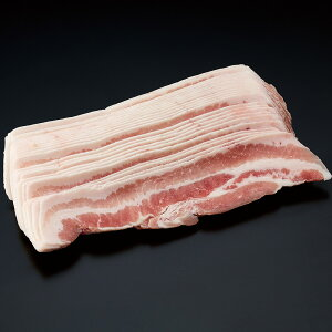 豚バラ スライス 2mm500g 118651(豚肉 焼き物 炒め物)