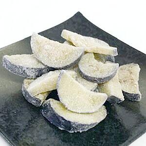 揚げナス (コインカットハーフ) 500g (約90個入) 21613(急速冷凍 冷凍 野菜 茄子)