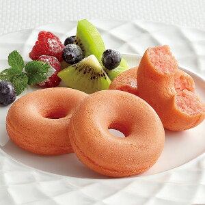 焼きドーナツ (いちご味) 25g×10個入 21819(ドーナッツ 焼ドーナツ 苺 おやつ 軽食 2021年新商品)