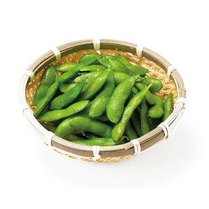 塩ゆで 茶豆 500g 22543(冷凍 野菜 ちゃまめ えだまめ 2021年新商品 野菜  肉  缶詰)