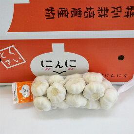 特栽にんにく 1kg×10ネット 食用におすすめ 中国産 特栽 上海嘉定種(ホワイト)※種用としてもご利用いただけます。[にんにく ニンニク 生姜工房] 【富里出荷】