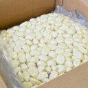 【冷蔵】中国産 ムキにんにく1kg×3パック 真空パック[むきにんにく にんにく 中国産 ニンニク ハナタカ優越館 アリシ…