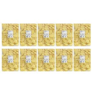 冷凍 皮付きスライス生姜 1kg×10パック 中国産[スライス生姜 皮付き 生姜専門店] 一次加工品