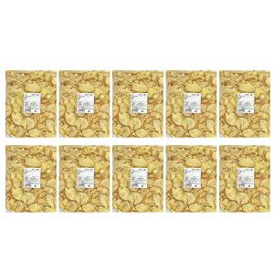 【冷凍】皮付きスライス生姜 1kg×10パック 高知県産[スライス生姜 皮付き 生姜専門店]【一次加工品】