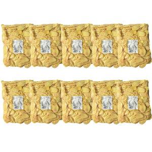 冷凍 スライス生姜 1kg×10 タイ産[主治医が見つかる診療所 免疫力アップ食材 生姜 しょうが スライスしょうが] 一次加工品