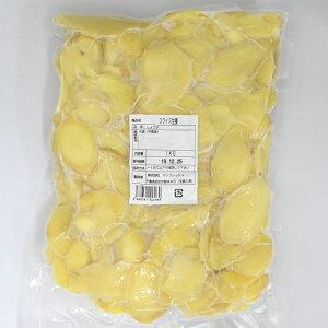 【冷凍】スライス生姜 1kg 中国産