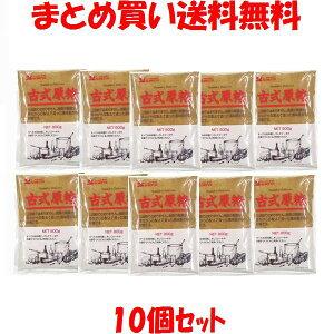 創健社 古式原糖 800g×10個セットまとめ買い送料無料