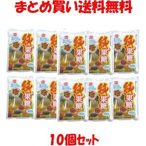 健康フーズ 純果糖 粉末 500g×10個セットまとめ買い送料無料