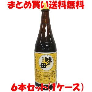 発酵調味料 味の母 1.8L(一升瓶)×6本セット(1ケース) まとめ(ケース)買い送料無料