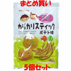 maruta カリカリスティック ポテト味 60g×5個セット まとめ買い