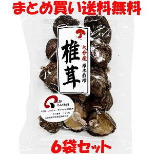 マルコ物産 大分産 原木椎茸 乾燥 40g×6袋セットまとめ買い送料無料