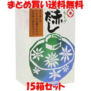 日食 わかめ赤だし(9g×6食)×15箱セットまとめ買い送料無料
