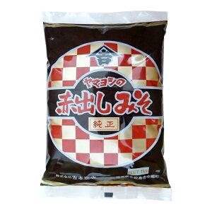 味噌 赤出しみそ ヤマヨシ 袋入 1kg