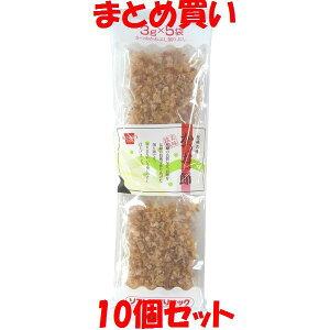 健康フーズ かつお一節 (3g×5袋)×10個セット まとめ買い